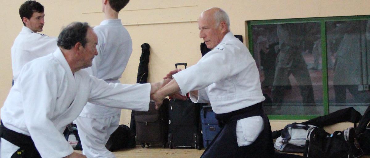 Permalink to: L'aïkido et les seniors